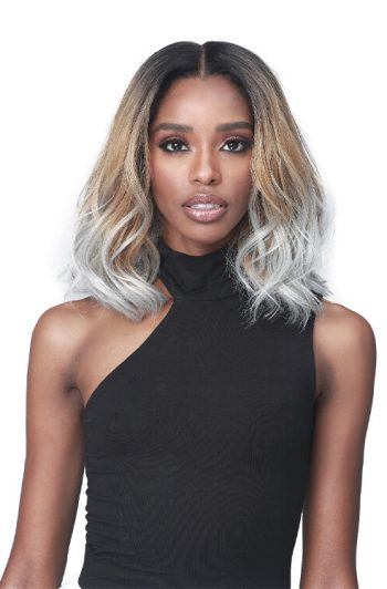Bobbi Boss Harmony Model Middle Part