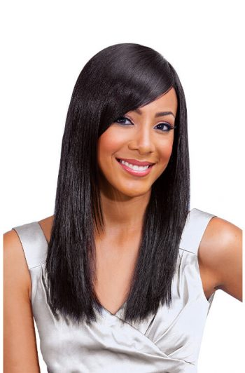 Bobbi Boss M372 Bella Premium Synthetic Wig Model Front