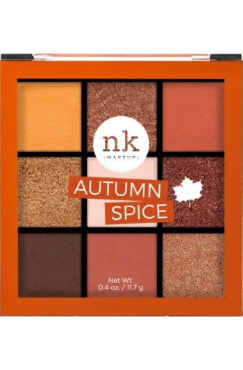 Nicka K Autumn Spice Palette