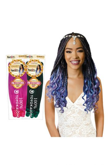 "Rastafri Goddess Curl 40"" Braid"