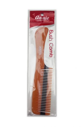 Annie #212 Bush Comb Two Tone