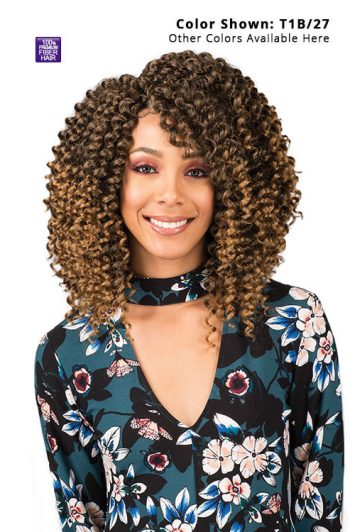 "Bobbi Boss Brazilian Deep Twist 10"" Front"