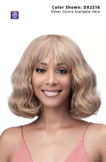 Bobbi Boss Wig Soft Bang Series M481 Karina Regular Wig