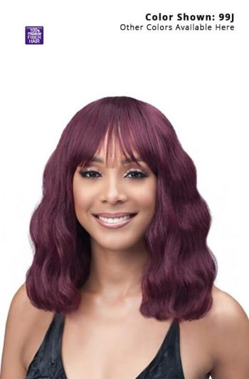 Bobbi Boss Wig Soft Bang Series M482 Alexa Regular Wig