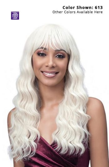 Bobbi Boss Wig Soft Bang Series M483 Briar Regular Wig