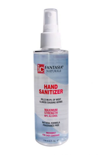 Fantasia IC Hand Sanitizer 6 oz