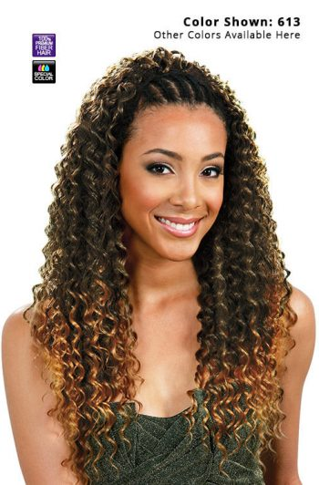 Bobbi Boss Dual Braid French Deep Front