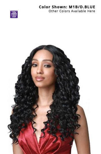 Bobbi Boss Lace Front MLF464 Brielle Deep Lace Premium Synthetic Wig