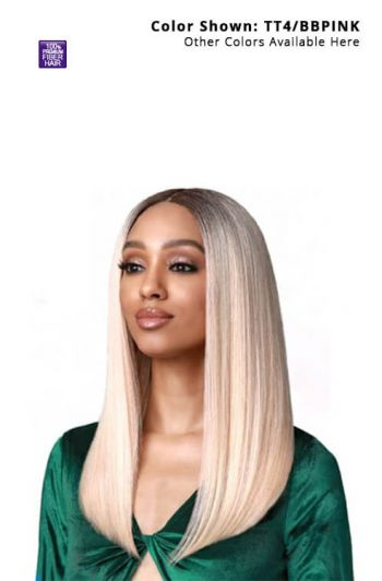 Bobbi Boss Lace Front MLF470 Cherie Double-Lined Premium Synthetic Wig