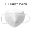 KN95 Protective Face Mask (2 ct)