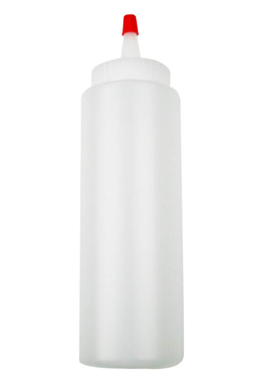 Soft 'n Style B13 Wide Mouth Applicator Bottle 8oz