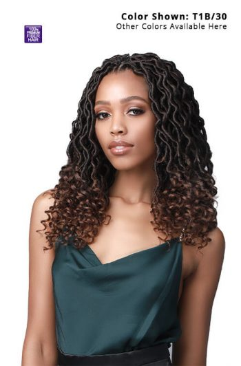 Bobbi Boss Diva Locs 14 in. Crochet Hair 3x Pack Front 1