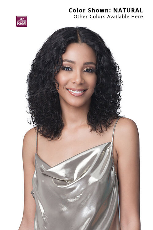 Bobbi Boss MHLF526 Sophia 100% Virgin Remy Bundle Hair Wig Front Part