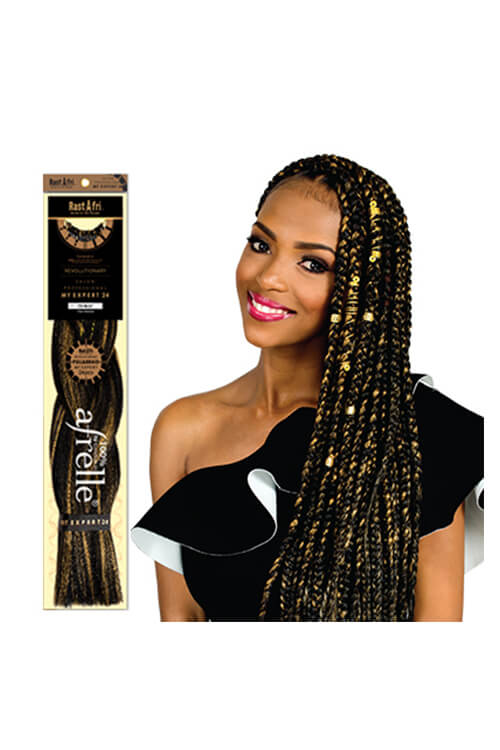 Rastafri My Expert 24 in. Salon Professional Braid