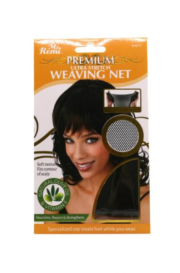 Annie Ms. Remi #4677 Premium Ultra Stretch Weaving Net Front