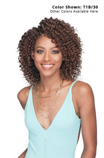 "Bobbi Boss Brazilian Beach Waves 6"" 2x pack- 1"
