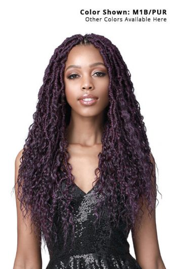 Bobbi Boss Nu Locs French Deep Boho Style 20 in. 2x Pack Front