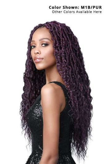 Bobbi Boss Nu Locs French Deep Boho Style 20 in. 2x Pack Side