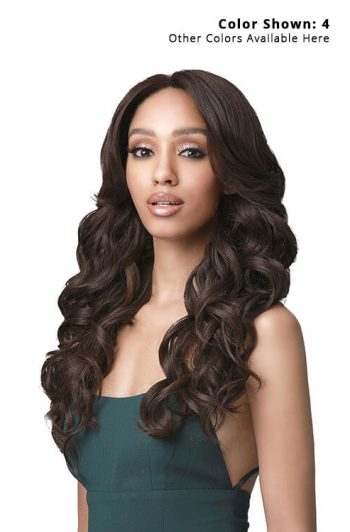 Bobbi Boss TrulyMe MLF425 Andrina Lace Front Wig Model #4 Color