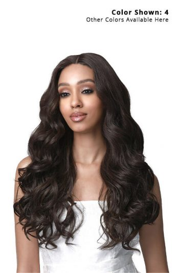 Bobbi Boss TrulyMe MLF426 Marcia Lace Front Wig Model Color #4
