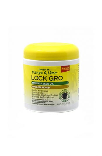 Jamaican Mango and Lime Lock Gro 6OZ