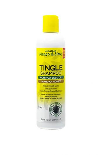 Jamaican Mango and Lime Tingle Shampoo 8OZ