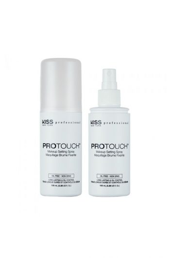 Kiss New York Professional Pro Touch Makeup Setting Spray