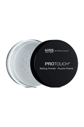 Kiss New York Professional Pro Touch Setting Powder Invisible