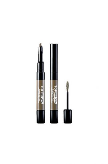 Kiss New York Professional Top Brow Sculpting Brow Pencil Taupe