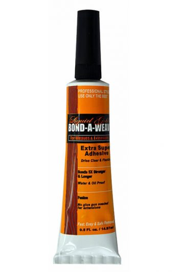 Liquid Gold Bond-A-Weav Extra Super Adhesive Tube 0.5 oz