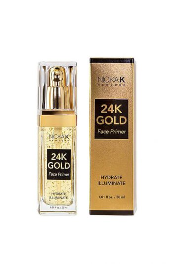 Nicka K New York NGP01 24K Gold Face Primer