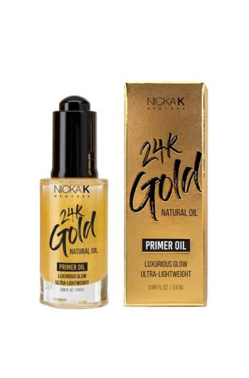 Nicka K New York NGP02 24K Gold Primer Oil