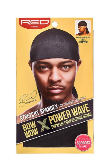 Red Bow Wow X Power Wave Spandex Durag Box