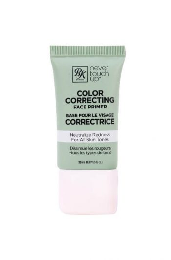 Ruby Kisses Never Touch Up Color Correcting Face Primer Green