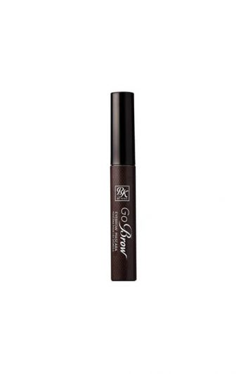 Ruby Kisses Go Brow Eyebrow Mascara Rich Chocolate Brown