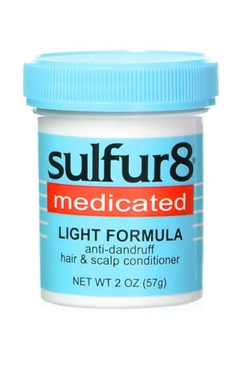 Sulfur 8 Medicated Light Formula 2OZ