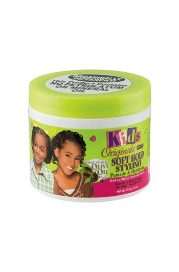 Africa's Best Kids Originals Soft Hold Styling Pomade and Hairdress