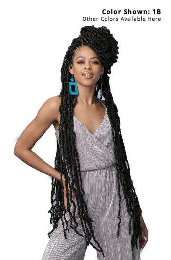 "Bobbi Boss Nu Locs 36"" 2X Crochet Braid"