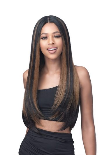 Bobbi Boss Lace Front MLF560 Suzie Premium Synthetic Wig Front