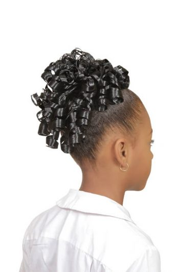 Eve Hair My Angel Kid-1 Drawstring Synthetic Ponytail