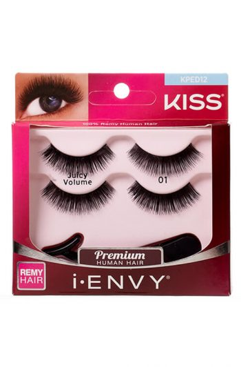 Kiss i-Envy Strip Lash KPED12 Package Front