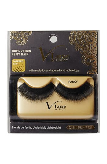 Kiss i-Envy V-Luxe 100% Virgin Remy Hair Lashes Fancy