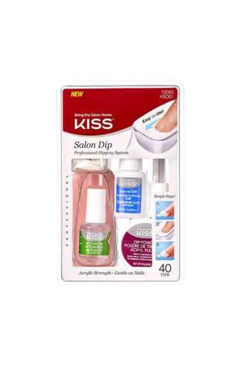 Kiss Salon Dip Professional Dipping System Front