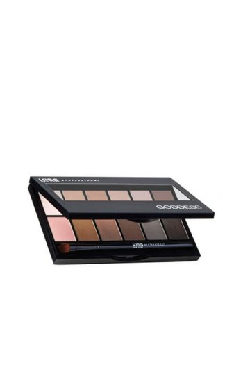 Kiss New York Professional Goddess Eyeshadow Palette Artemis