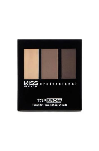 Kiss New York Professional Top Brow Brow Kit Brunette