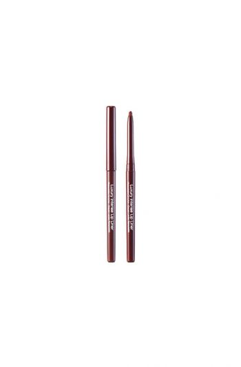 Kiss New York Professional Luxury Intense Retractable Lip Liner Dark Plum Purple