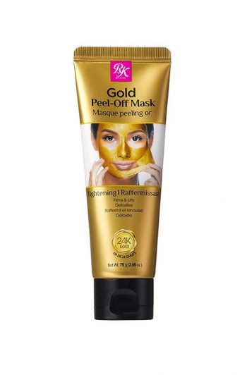 Ruby Kiss Gold Peel-Off Mask 2.65OZ