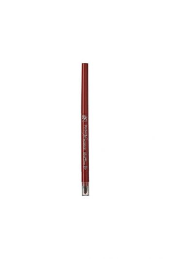 Ruby Kisses Perfect Precision Lip Liner Pure Red Pencil