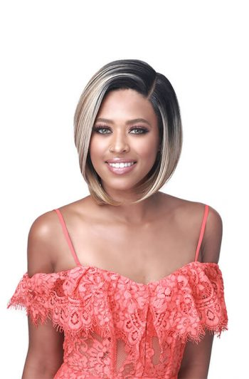 Bobbi Boss MLF467 Iris Signature Bob Series Synthetic Wig Front