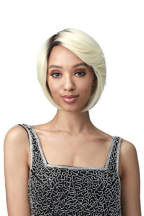 Bobbi Boss M454 Madeline Premium Synthetic Full Cap Wig Model Front